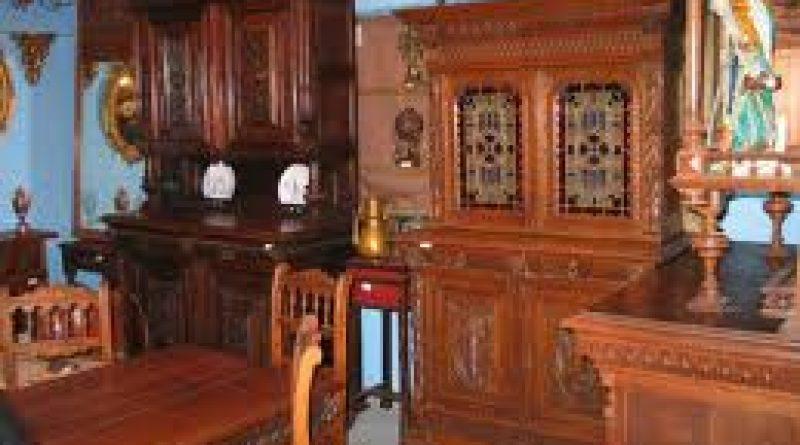 фото старинная мебель