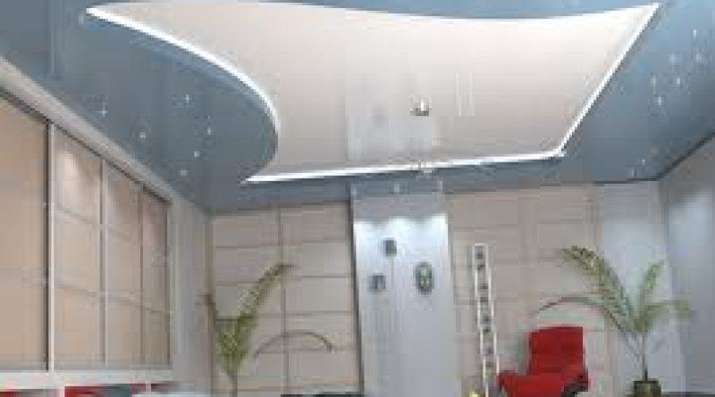 фото достоинства натяжных потолков