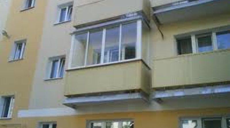 фото - балконные рамы