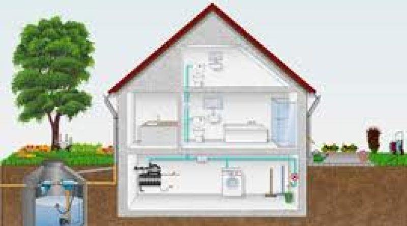 фото - водоснабжение загородного дома