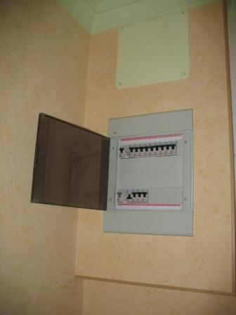 Фото электрического ящика