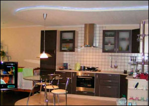 Фото ремонта кухни