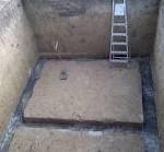 фото погреба на даче