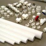 фото установки полипропиленовых труб