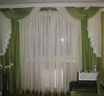 фото домашние шторы