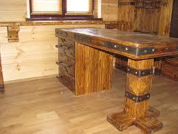 Картинка Деревянная мебель для дачи