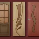 фото межкомнатные двери эконом класса