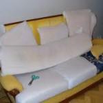 фото - обивка мебели