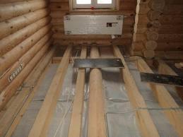 Картинка Особенности отопления деревянного дома