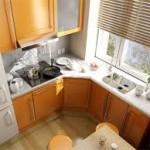 фото - Организация кухонного пространства