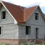 фото - дома из газобетона