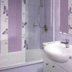 фото - как оформить ванную комнату