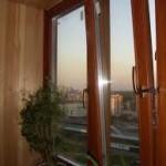 фото - деревянные окна со стеклопакетами