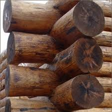 Картинка Деревянные дома ручной рубки