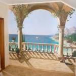 художесвтенная роспись стен