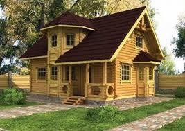Картинка Строительство деревянных домов